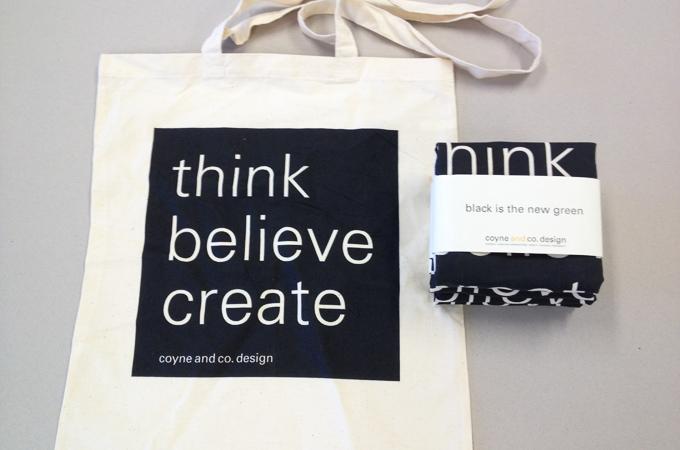 Coyne & Co. Design Bag