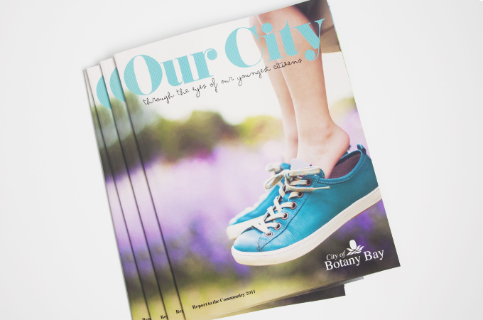 City of Botany Bay Report to the Community 2011
