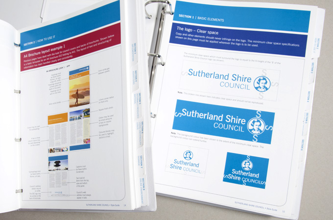 Sutherland Shire Council Style Guide