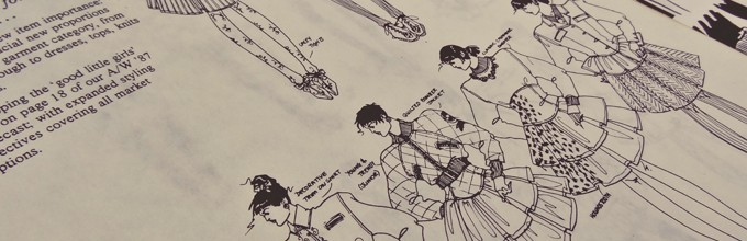 How it was: Fashion Forecasting