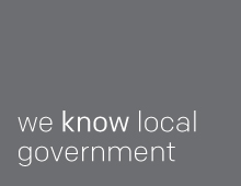 We know local government